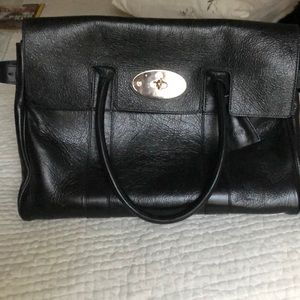 Authentic Mulberry Bayswater